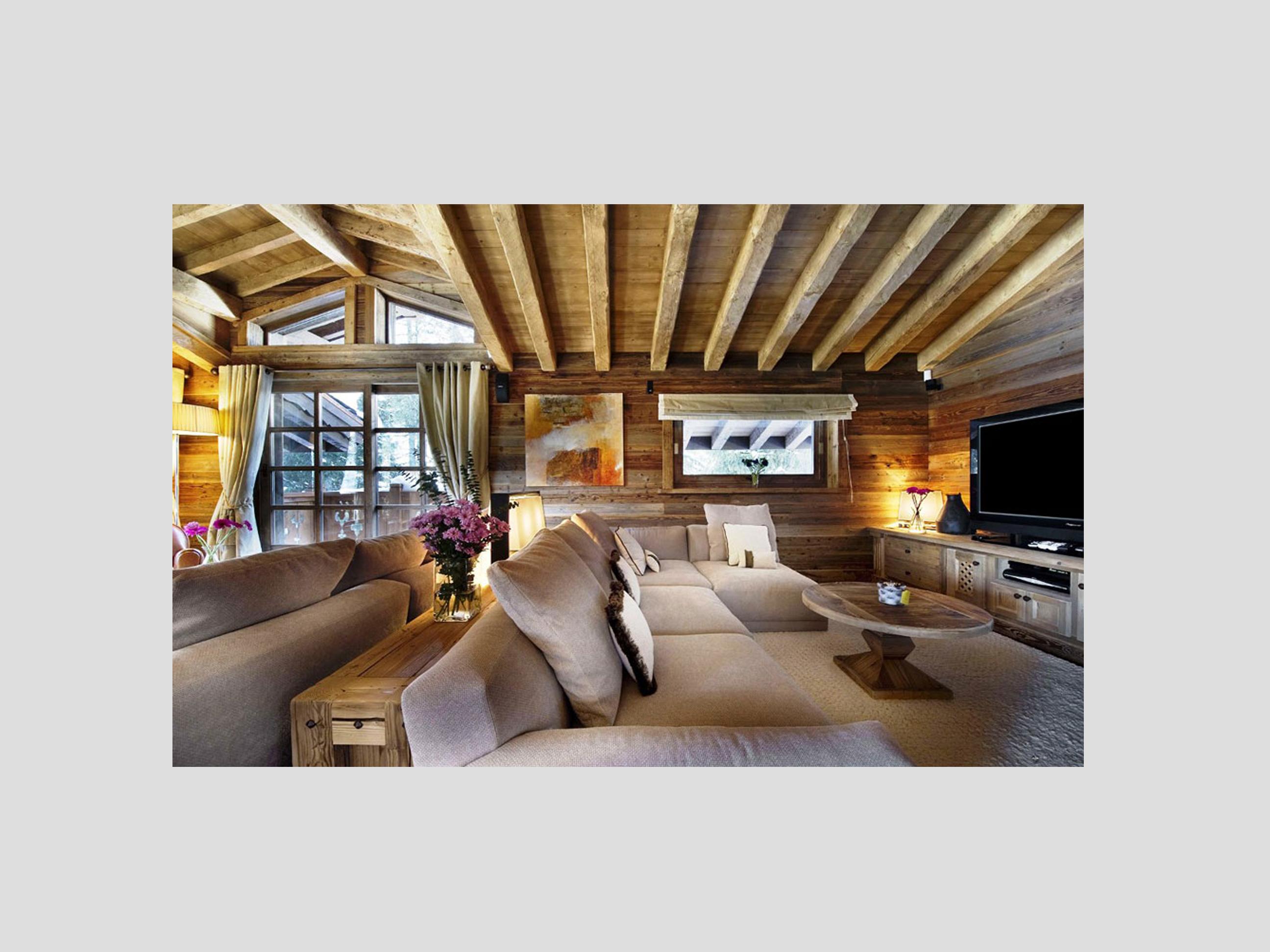 Salone in legno