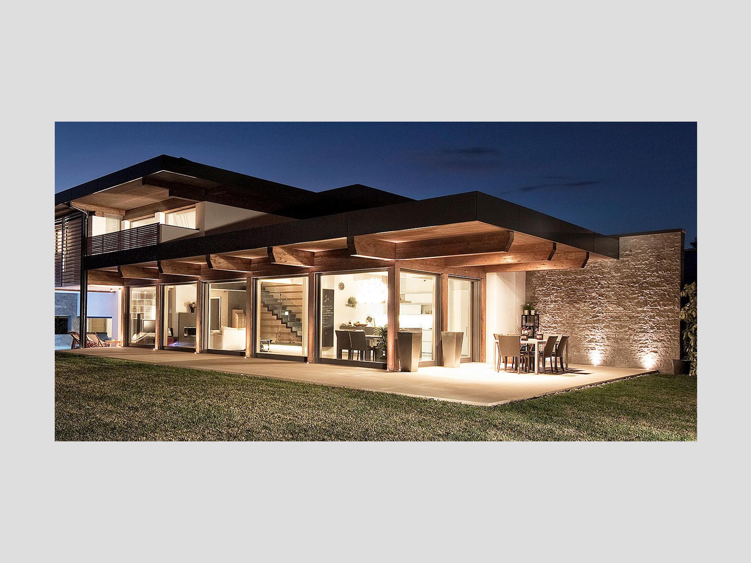 Render villa