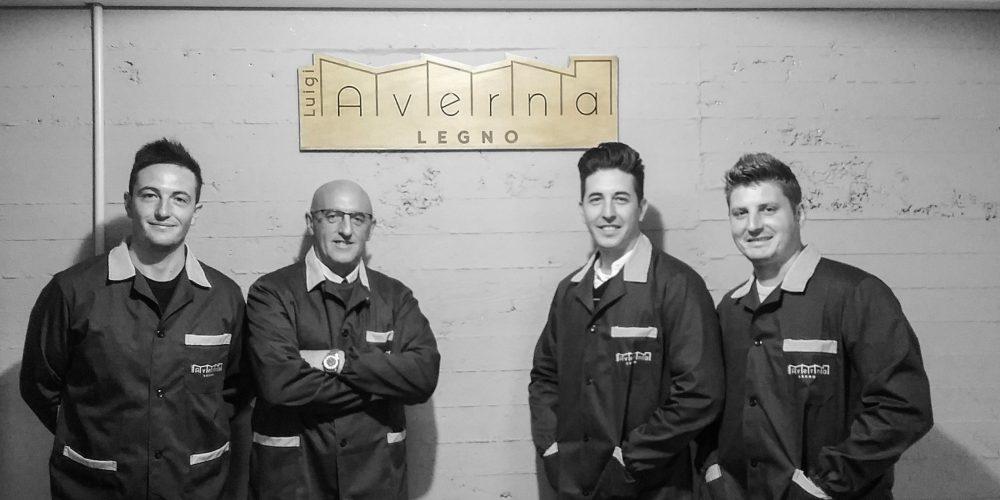 Staff Luigi Averna Legno
