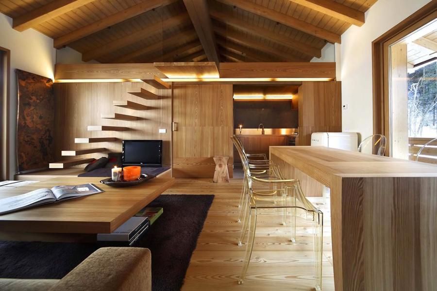Interni in legno