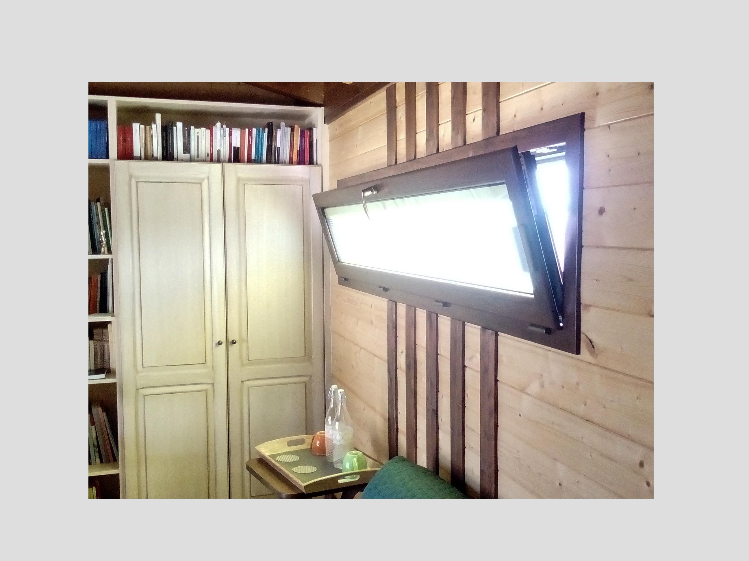 interni depandance legno