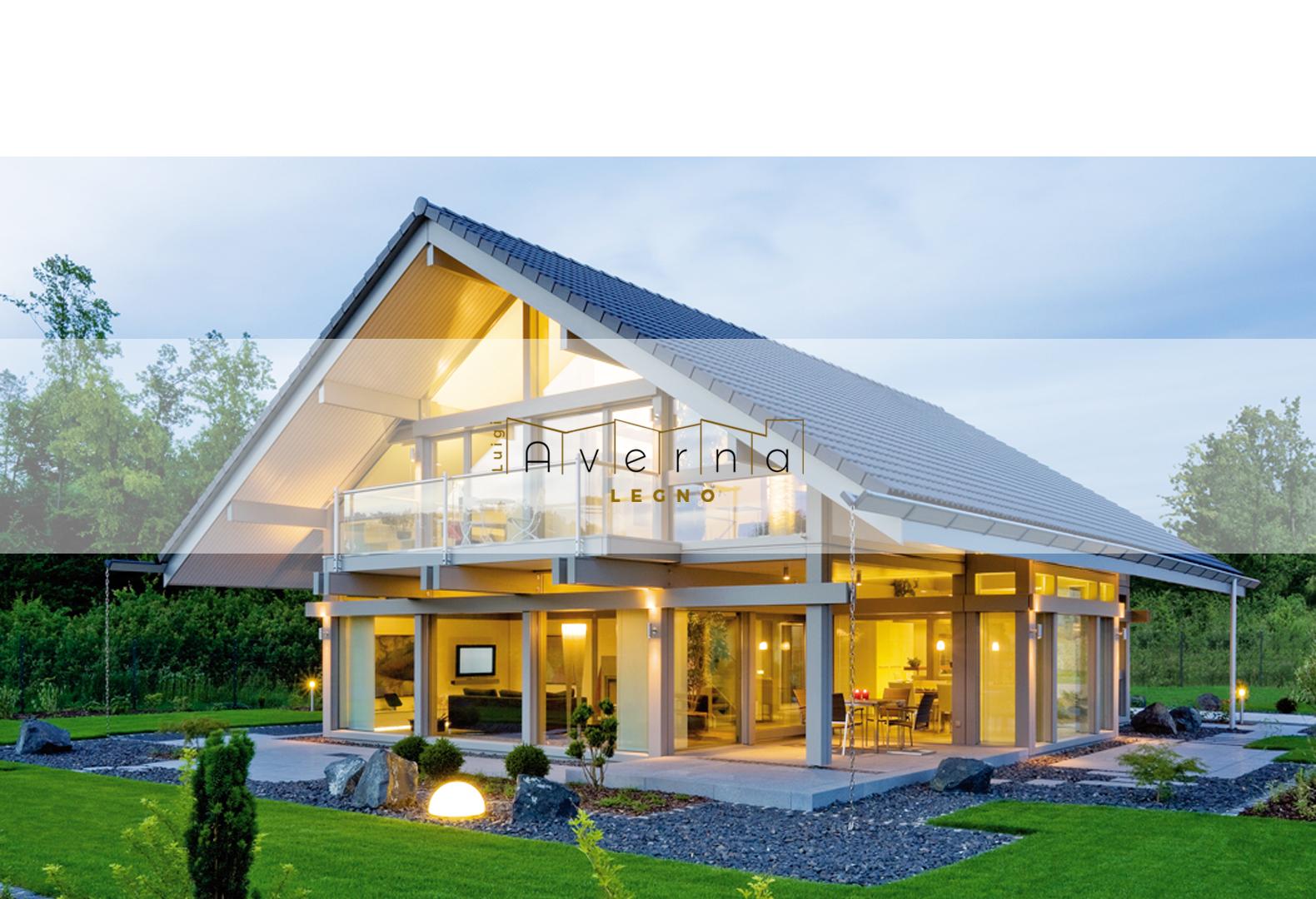 Villa in legno